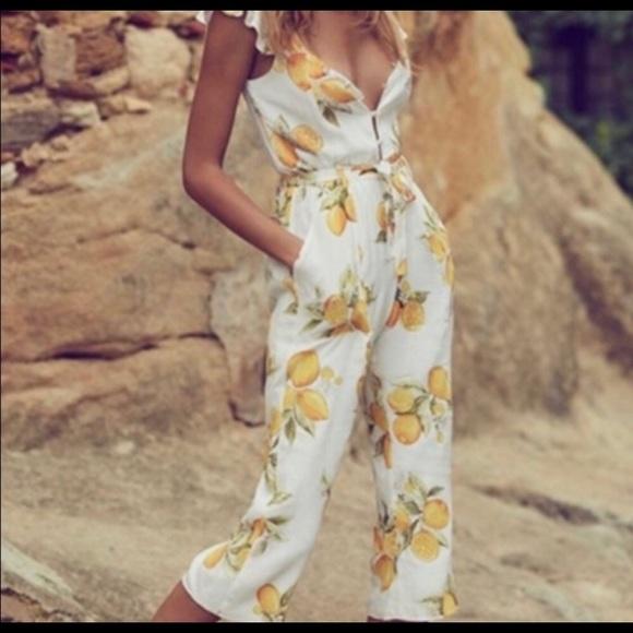 fe93dcdd76f8 For Love And Lemons Dresses & Skirts - For Love and Lemons Limonada Onesie